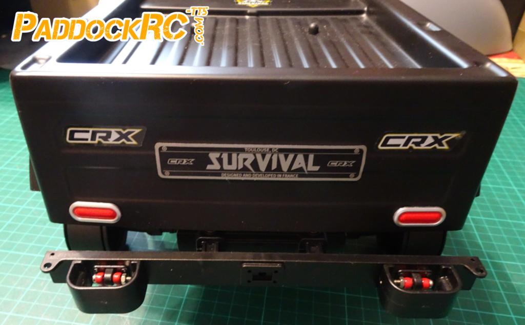 Crawler CRX Hobbytech 910