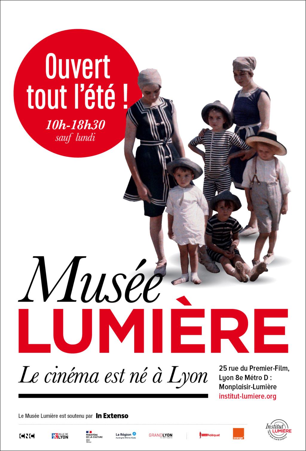 Musée Lumière ! Ouvert tout l'été Museel10