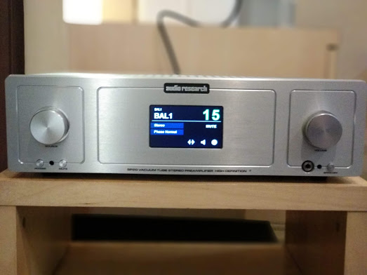 Audio Research SP20 Preamp (Used) Img_2010