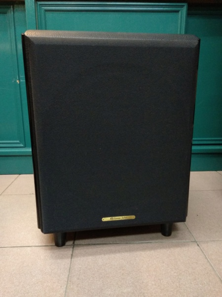 Sonus Faber Gravis DOMUS powered subwoofer (Used) Reduced Img_2020