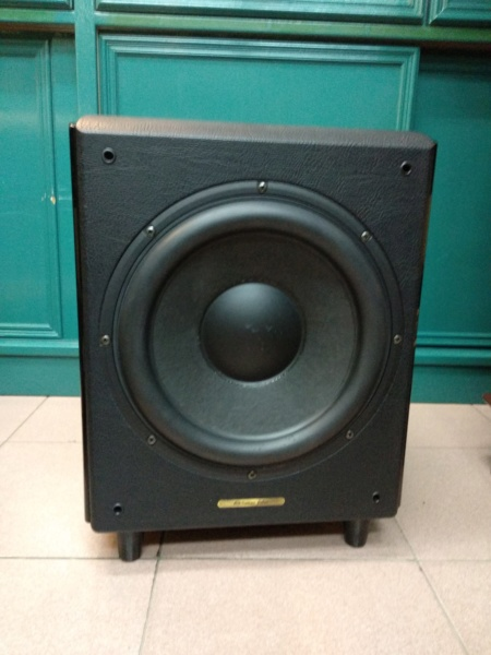 Sonus Faber Gravis DOMUS powered subwoofer (Used) Reduced Img_2022