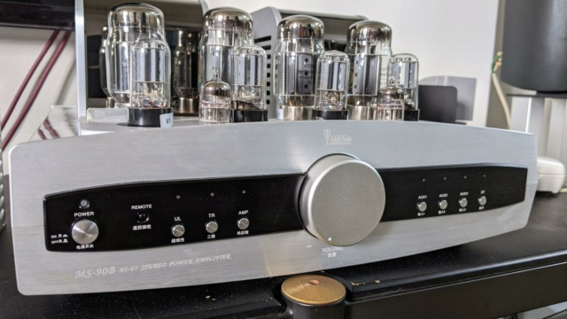 Yaqin MS-90B Vaccum Tube Integrated/Power Amplifier  Pxl_2013