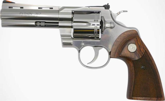 Python, je suis en amour! Colt-p10