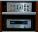 Made in USA - Marantz Model 250 (Power Amp) & Marantz Model 3300 (Pre) in VG+ Condition - Priced to Clear! Img_2017