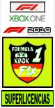 F1 XBOX