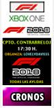 CRONO  F1 2018