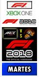 APEX vs F1 XBOX