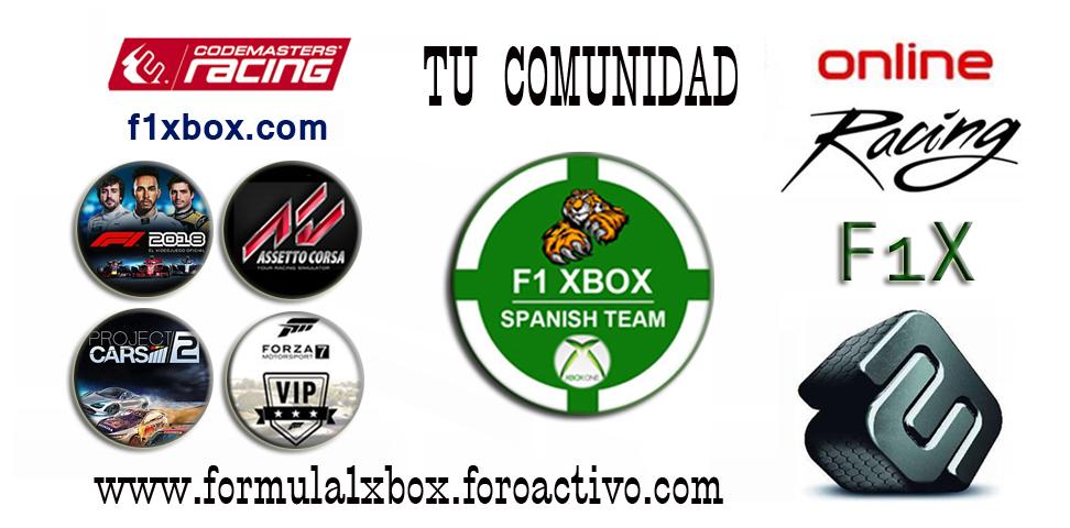F1 2018 *** CAMPEONATO CAZAFANTASMAS 6.0  -  F1X *** TODAS LAS AYUDAS - TRANSPARENTE *** RESULTADOS Y PODIUM *** GP DE E.E.U.U. *** 17 - 12 - 2018. Codema10