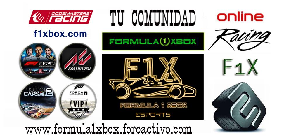 ¡ CAMPEÓN ! *** F1 2018 - XBOX ONE *** CAMPEONATO CAZAFANTASMAS 6.0 - F1X / CAMPEÓN, RESULTADO, PODIUM, CALENDARIO Y CLASIFICACIÓN FINAL.  Codema22