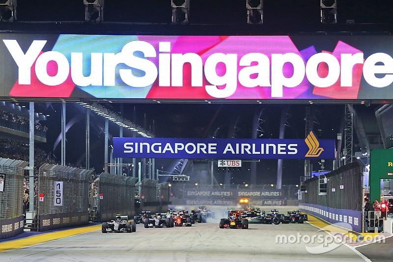 F1 2017 - XBOX ONE / CAMPEONATO LITOS OPEN - F1 XBOX / CONFIRMACIÓN DE ASISTENCIA G.P. DE CANADA Y SINGAPUR /  MARTES 03 - 07 - 2018 / A LAS 22:30 H. F1-sin10