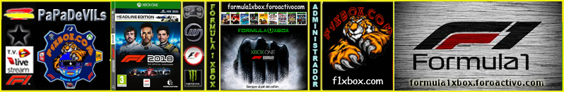 F1 2018 - XBOX ONE *** CAMPEONATO ZENNA ÉLITE 2.0 - F1 XBOX *** GP DE RUSIA - SOCHI *** 11 - 01 - 2019 *** 23:59 HORA MADRID *** RESUMEN DE VIDEOS. Papoa111