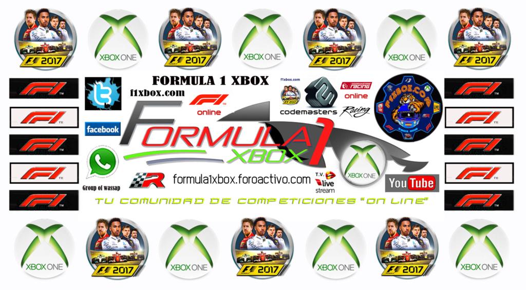 F1 2017 - XBOX ONE / CAMPEONATO LITOS OPEN - F1 XBOX / CONFIRMACIÓN DE ASISTENCIA G.P. DE INGLATERRA Y HUNGRÍA/  LUNES 23 - 07 - 2018 / A LAS 22:00 H. Portad10
