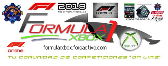 F1 2018 *** CAMPEONATO CAZAFANTASMAS 6.0  - F1 XBOX *** CONFIRMACIÓN DE ASISTENCIA AL GP DE BÉLGICA + 1 PUNTO *** 22 - 10 - 2018. Portad22