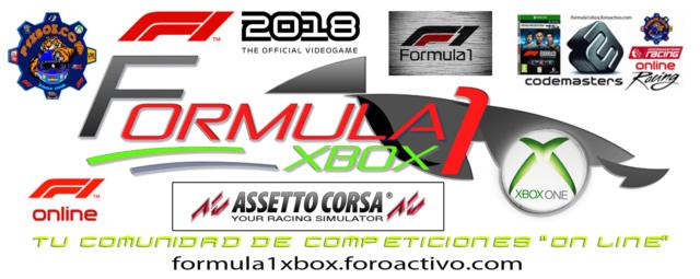 ¡ CAMPEÓN ! *** F1 2018 - XBOX ONE *** CAMPEONATO CAZAFANTASMAS 6.0 - F1X / CAMPEÓN, RESULTADO, PODIUM, CALENDARIO Y CLASIFICACIÓN FINAL.  Portad37