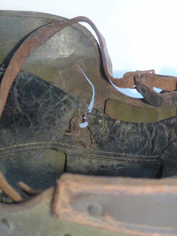Casque DCA 36 du soldat Lafargue P1520638