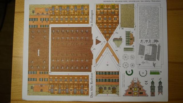 Das Alte Rathaus in Esslingen gebaut von Günnie Dsc05613