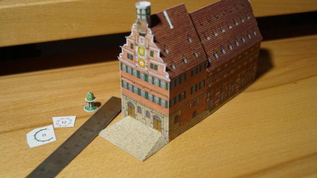 Das Alte Rathaus in Esslingen gebaut von Günnie Dsc05623