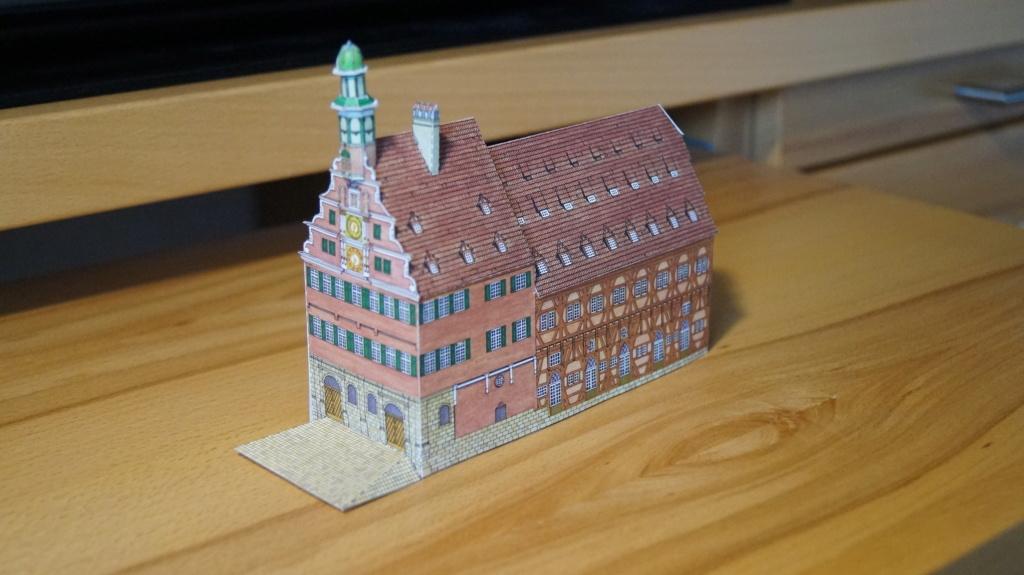 Das Alte Rathaus in Esslingen gebaut von Günnie Dsc05629
