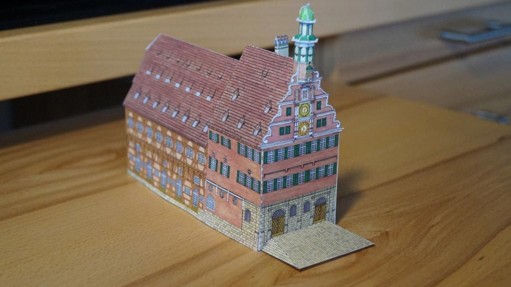 Das Alte Rathaus in Esslingen gebaut von Günnie Dsc05632
