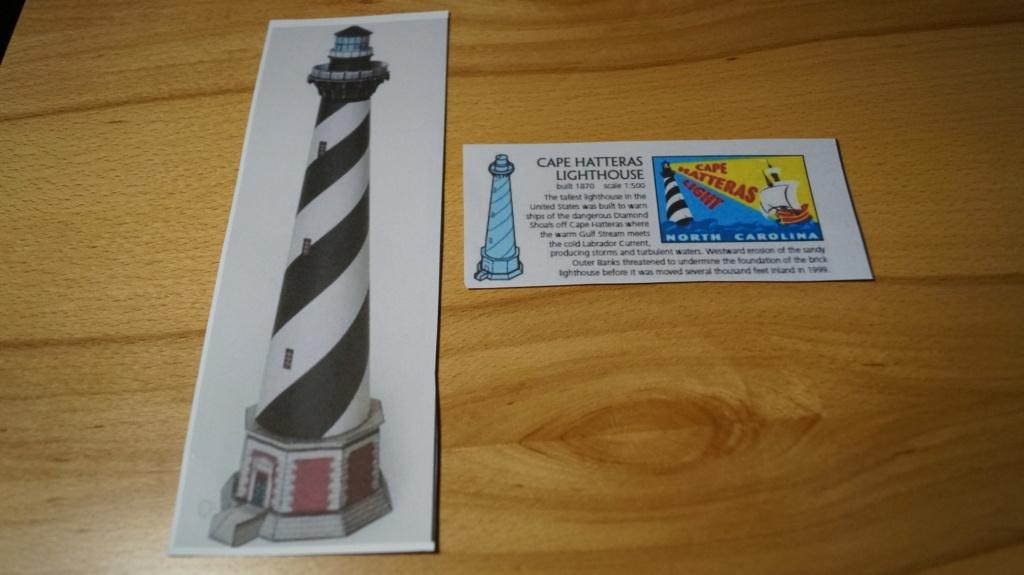 Der  Leuchtturm Cape Hatteras Dsc05635
