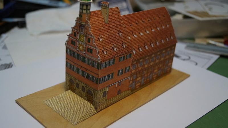 Das Alte Rathaus in Esslingen gebaut von Günnie Dsc05643