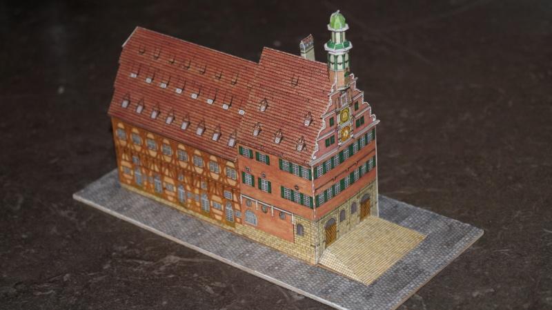 Das Alte Rathaus in Esslingen gebaut von Günnie Dsc05645