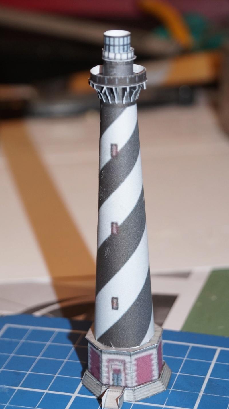 Der  Leuchtturm Cape Hatteras Dsc05648