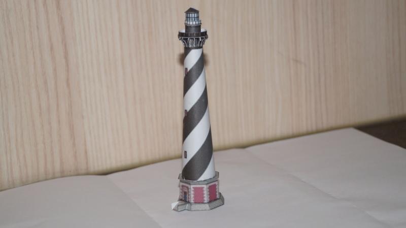 Der  Leuchtturm Cape Hatteras Dsc05651