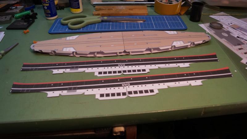 Die  Eisenbahnfähre MS DAN 1:160 gebaut von Günnie Dsc05912