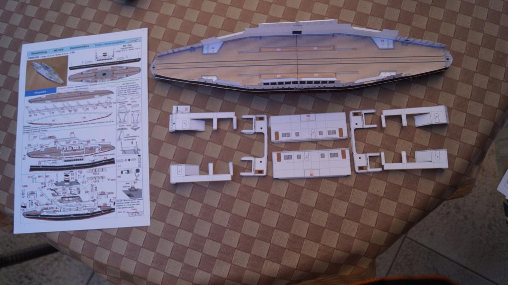 Die  Eisenbahnfähre MS DAN 1:160 gebaut von Günnie Dsc05923