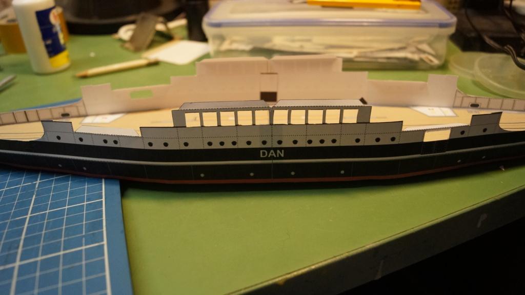 Die  Eisenbahnfähre MS DAN 1:160 gebaut von Günnie Dsc05928
