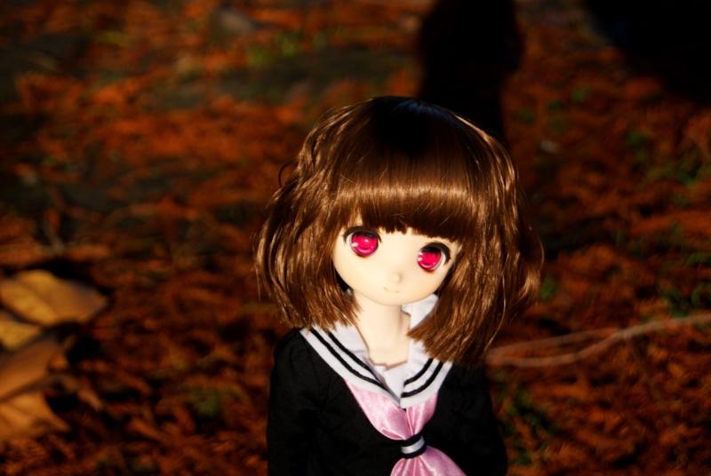 [Dollce] Molly, première sortie au parc Dsc01710