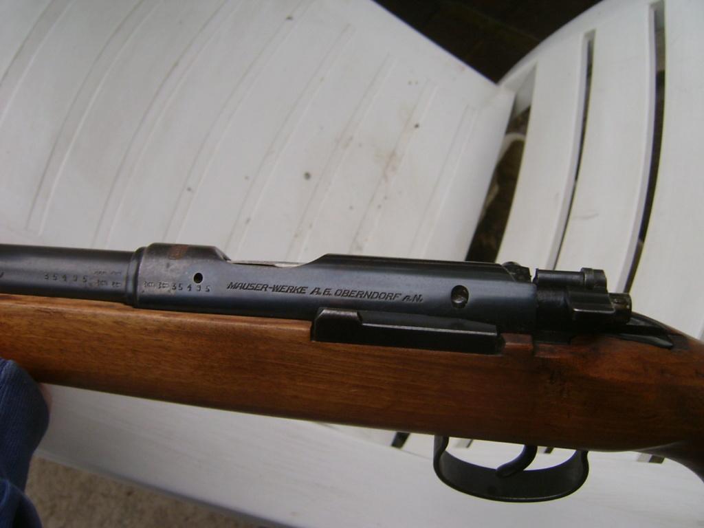 identification carabine mono coup allemande 1935 12100011
