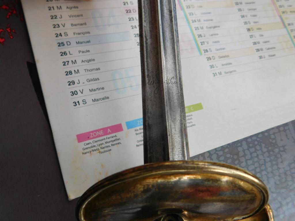 épée officier subalterne mod 1817 Baio_z13