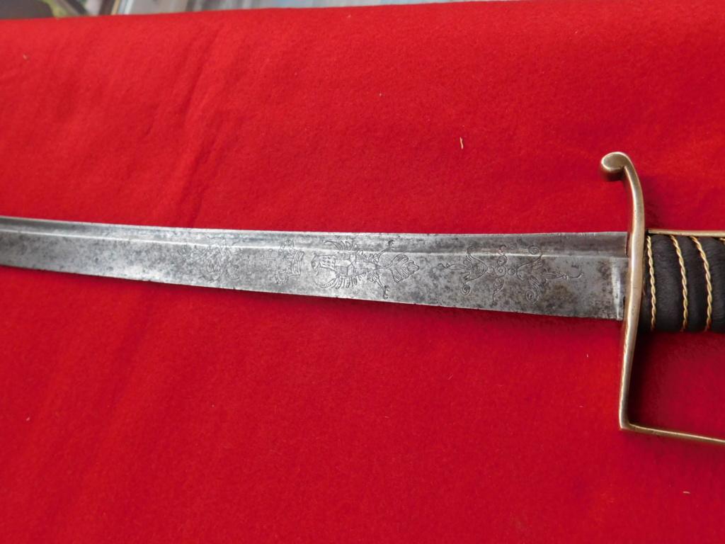 un sabre du royaume de Savoie Sardaigne  Dscn8110