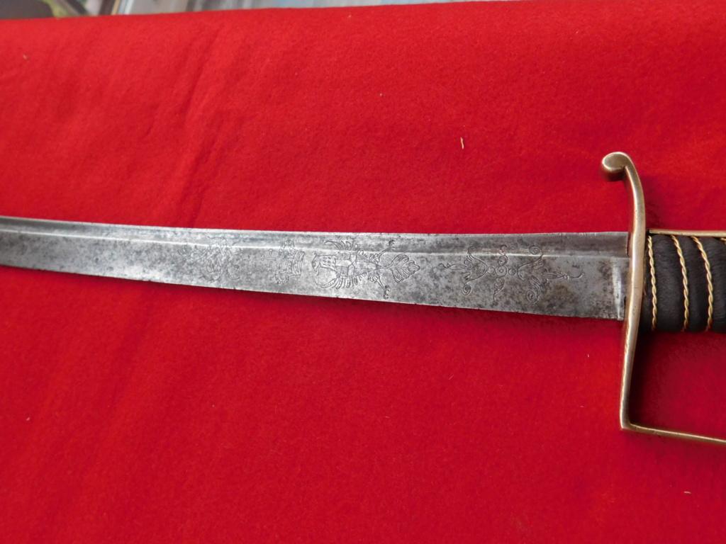 Les armes blanches du royaume de Sardaigne et de Savoie. - Page 4 Dscn8120