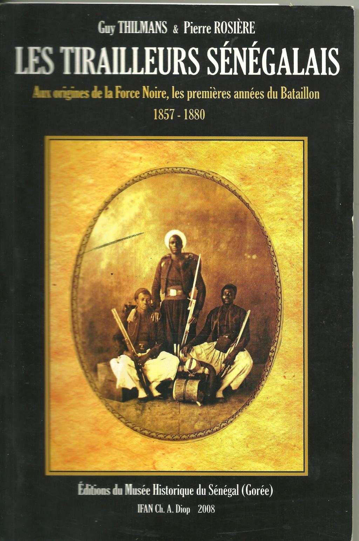 Tirailleurs Sénégalais guerre de 1914-1918 Tirail10