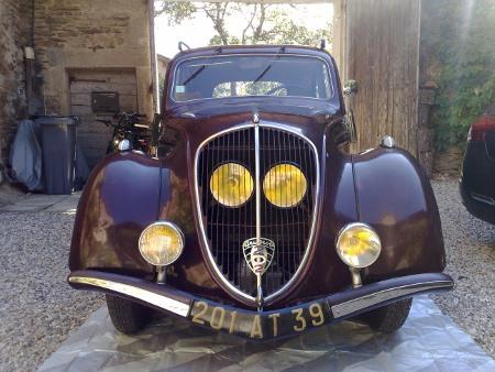 Peugeot 202 de 1938 (Première série) - Page 4 03102011