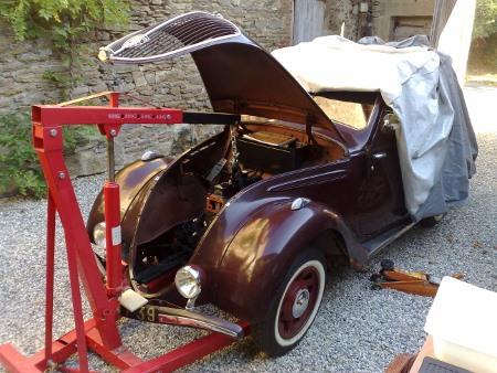 Peugeot 202 de 1938 (Première série) - Page 5 05102013