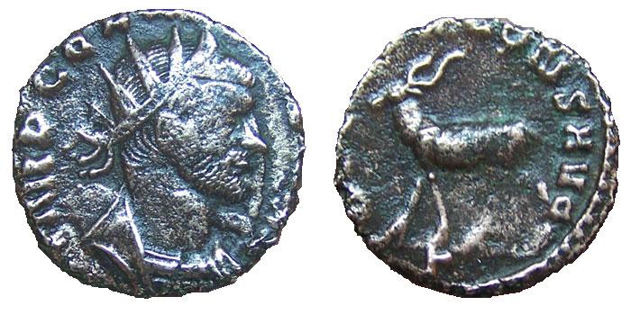 Claudius II / DIANAE CONS AVG Claudi12