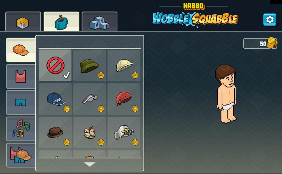 Prova il nuovo minigame Habbo Wobble Squabble Immagi20