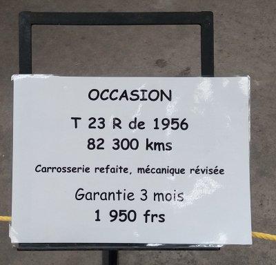 Rencontre Nationale 2CV 2019 à St Amand-Montrond 20190613