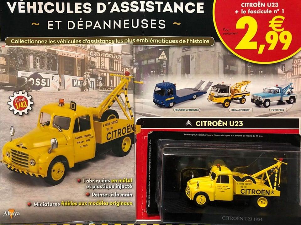 Véhicule d'assistance et dépanneuses 71009911