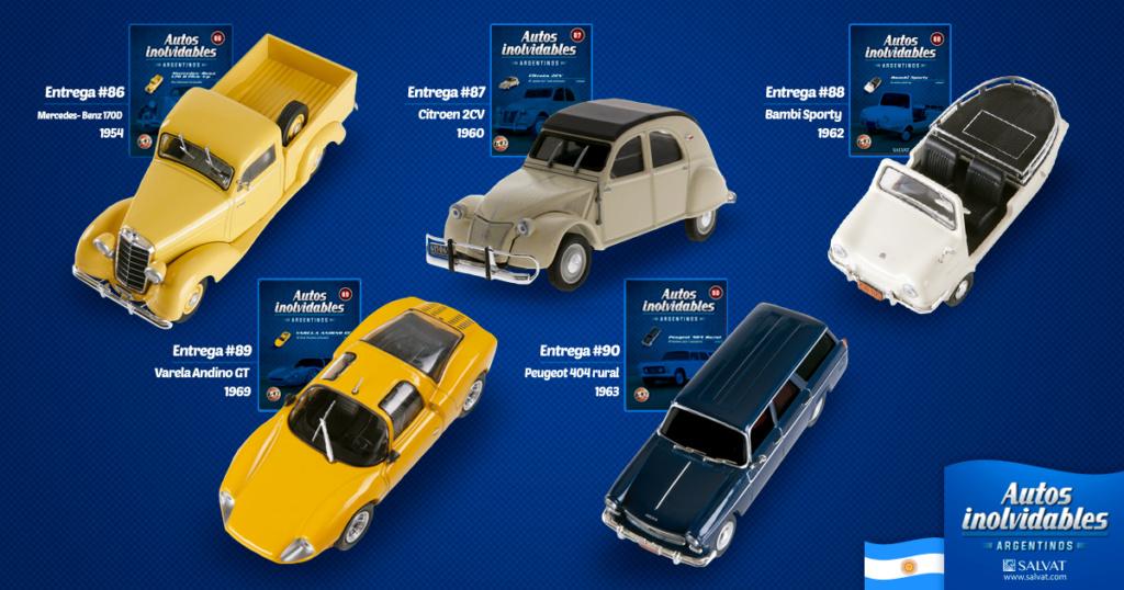 Autos inolvidables 80567211