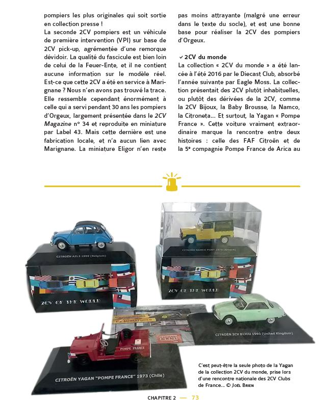 Les miniatures de pompiers Pompie11