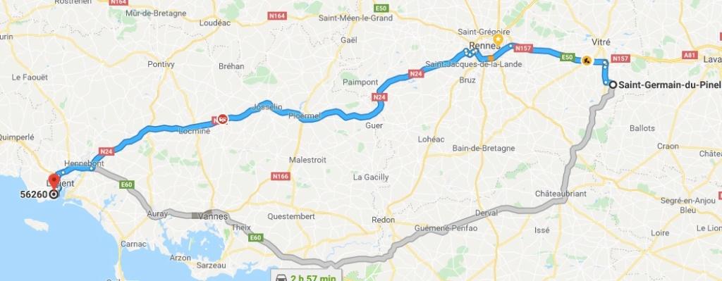 URGENT : COVOIT ST-GERMAIN-DU-PINEL vers LORIENT pour un chaton Saint-10