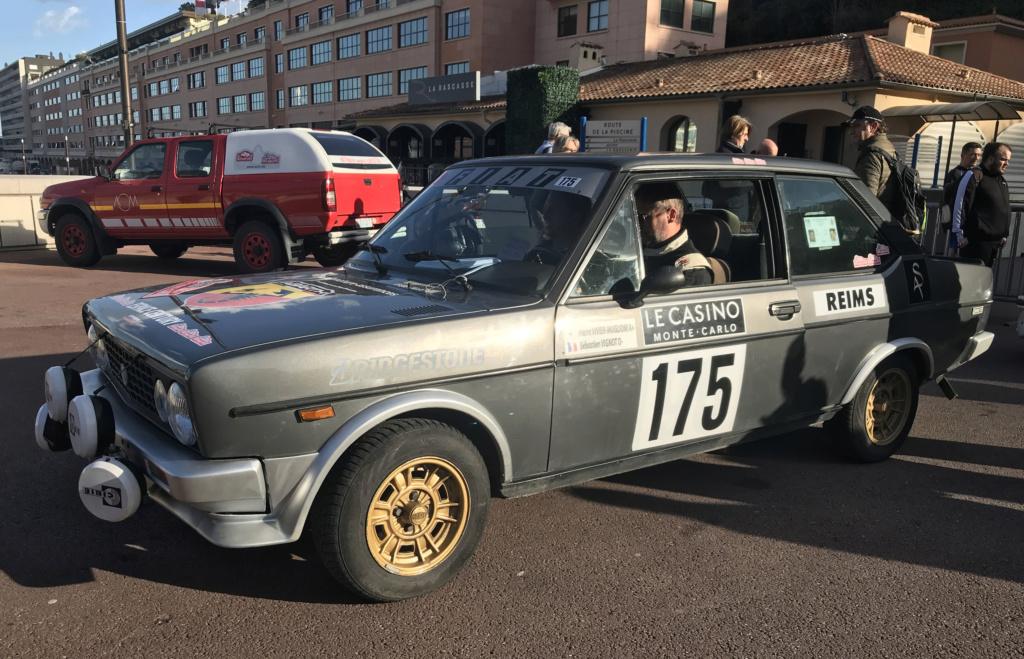 Le Rallye Monte-Carlo Historique 2020 Img_4431