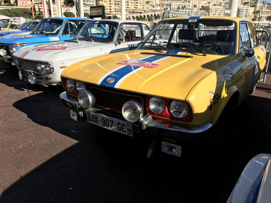 Le Rallye Monte-Carlo Historique 2020 Img_4515