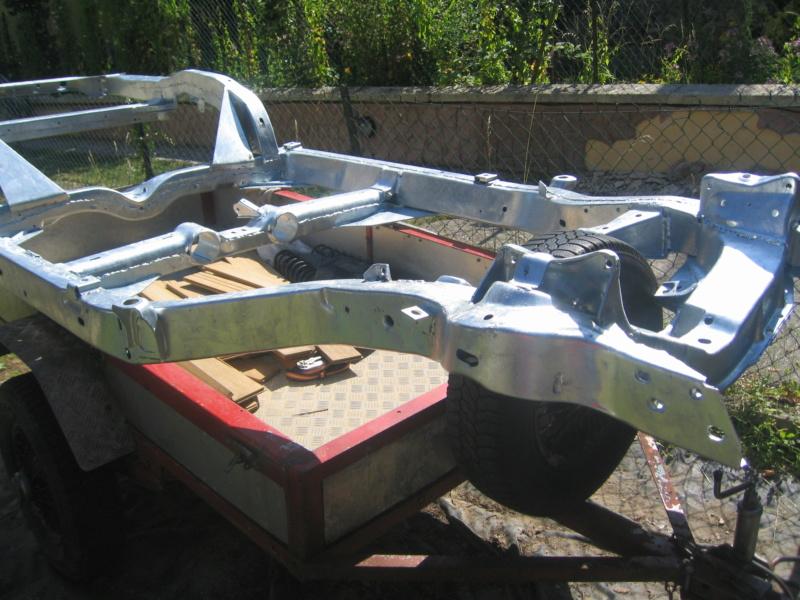 Corvette C3 76 en cours de restauration - Page 6 Galva_16