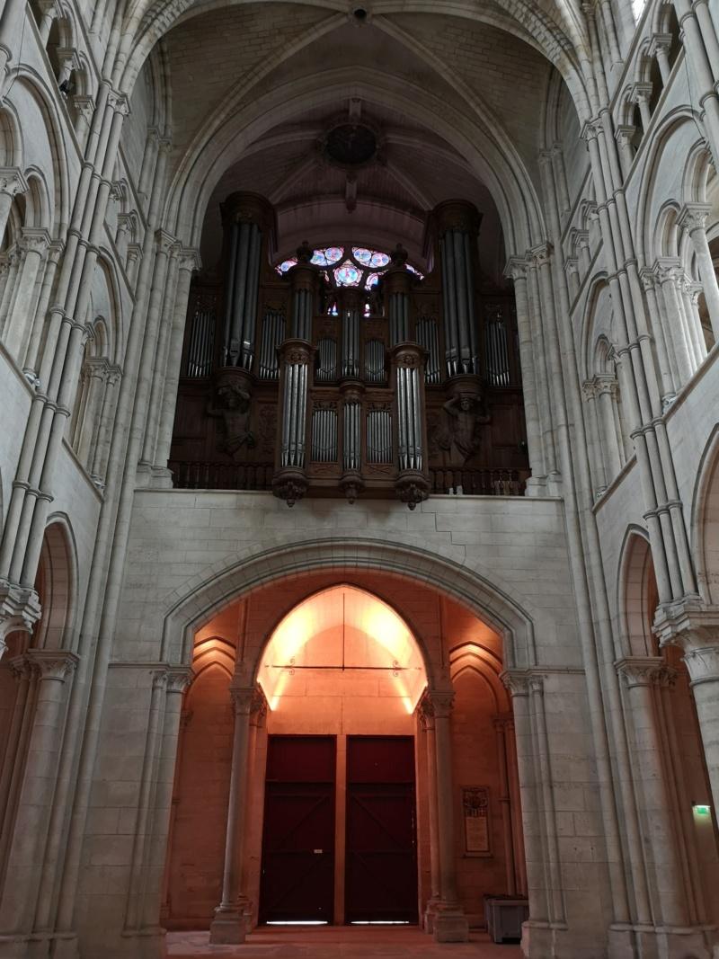 Orgues Cathédrale Notre Dame - Laon Img_2020